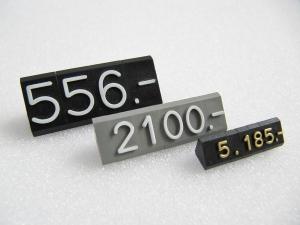 Preisziffern MINI Compact 4mm