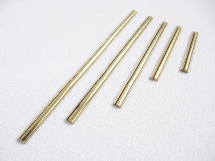 Metallsockel gold zu Preisstecksystem