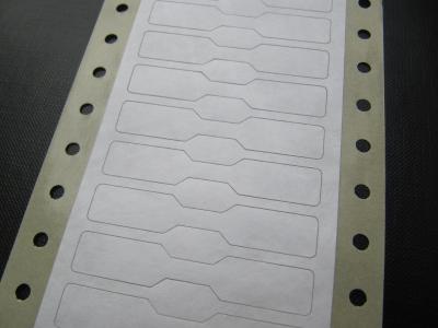 Schmucketiketten - Ringetiketten Tyvek 10x56 mm