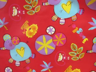 Geschenkpapier Kinder - Knuddel Jumbo