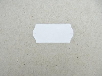 2612 Preisetiketten weiß permanent