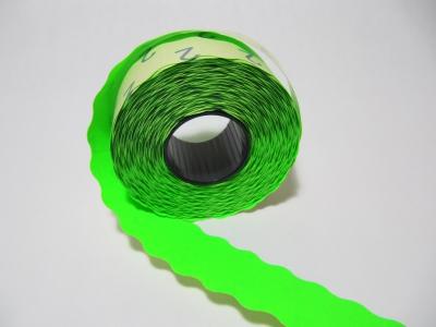 2616 Preisetiketten Leucht-Grün permanent