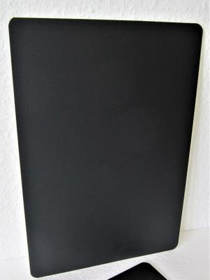 Kreidetafel schwarz DIN A1 -1.Stück