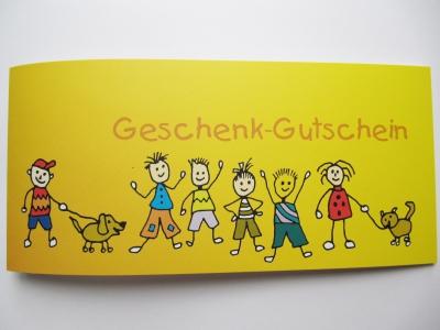 Geschenkgutschein KIDS