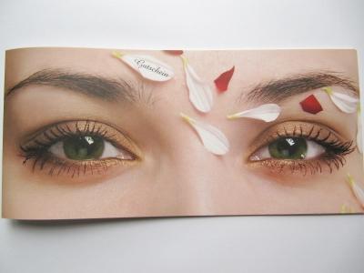 Geschenkgutschein  Augen Blick