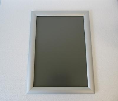 A4 Plakatrahmen Aluminium