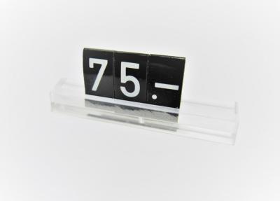 Preisziffern FIX schwarz/weiß 1010
